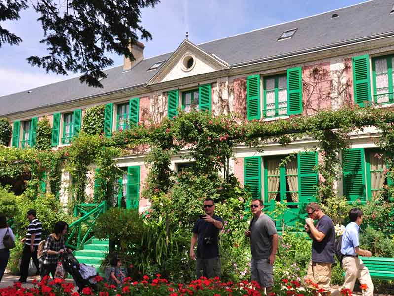 Maison Et Jardins De Claude Monet Paris Region Website For