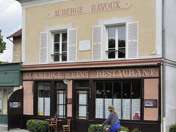 Restaurant de l 39 auberge ravoux portail des for Auberge ravoux maison van gogh