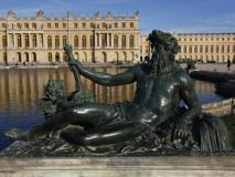 Park of Palace of Versailles