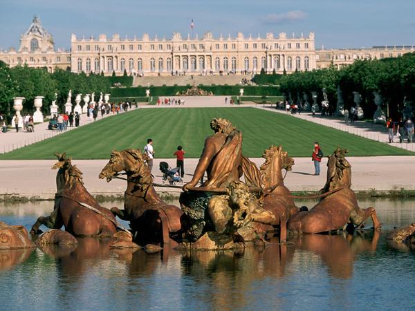 Profils des client les touristiques paris ile de france en 2013 portail des professionnels - Versailles office du tourisme ...