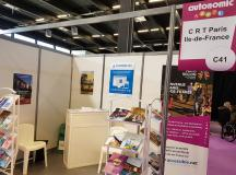 Stand CRT Autonomic Bordeaux