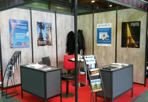 Am nagement d un stand accessible portail des for Exemple de stand