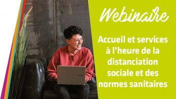 Webinaire Distanciation physique