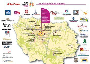Portail des professionnels du tourisme paris le de france for Site touristique france