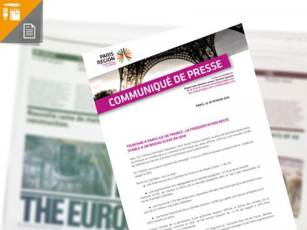 """Häufig Communiqué de presse Guide """" Mon été à Paris """" - Portail des  JX45"""