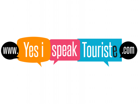 Yes i speak Touriste
