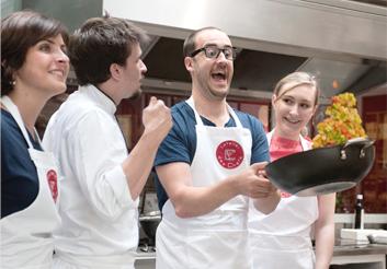 Latelier Des Chefs Paris Region Website For Tourism Professionals