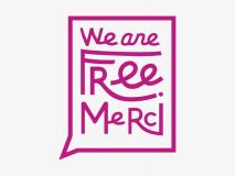 We are free Merci