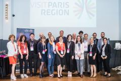 Workshop Paris Region à Madrid 2019